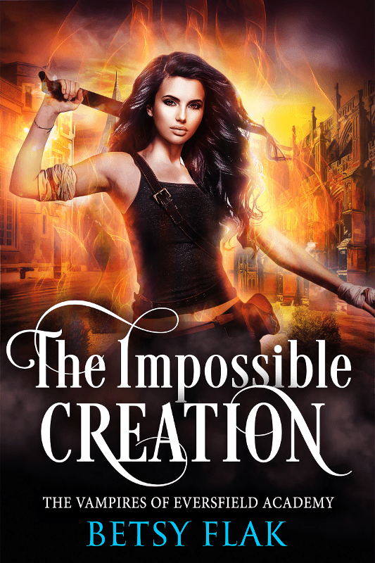 Excerpt of <i>The Impossible Creation</i> cover